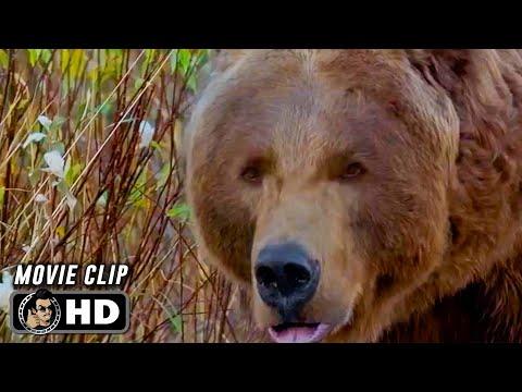 "THE EDGE Clip - ""Bear Chase"" (1997) Anthony Hopkins"