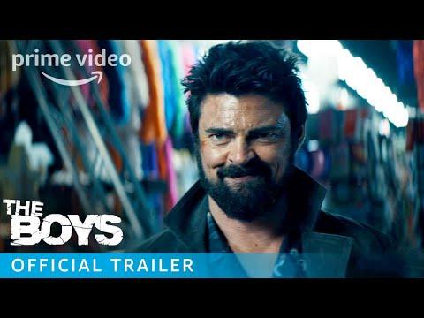 The Boys Season 2 - Official Trailer   Amazon Prime Video