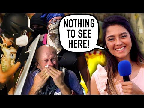 BRUTAL: Viral Video EXPOSES More Leftist VIOLENCE
