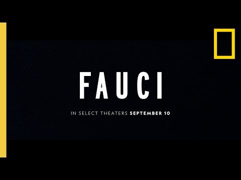 Fauci   Official Trailer   National Geographic Documentary Films