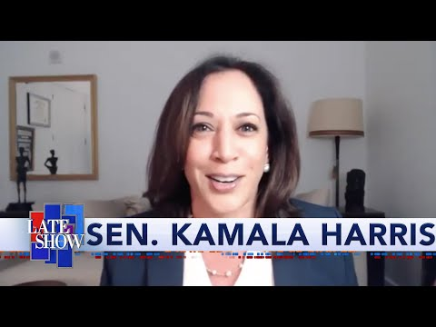 Sen. Kamala Harris: The Nationwide Protests Are A Movement. They're Not Going To Stop