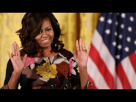 Michelle Obama called 'ape in heels' on Facebook