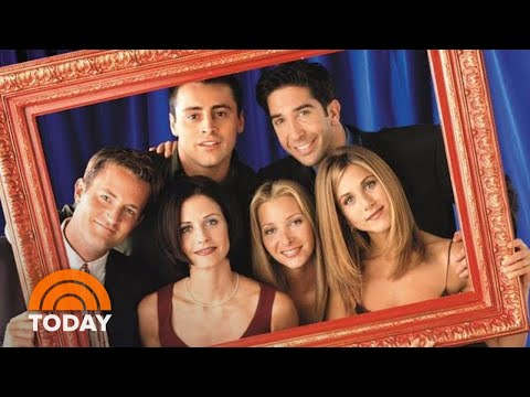 'Friends' Reunion Special Confirmed: Could We BE More Excited?   TODAY