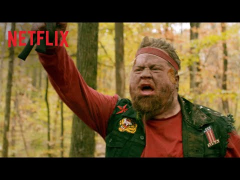 COBRA KAI | Coyote Creek Training | Netflix