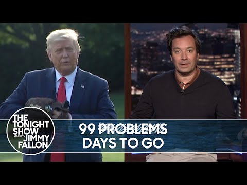 Trump's 2020 Campaign Is Running Out of Time   The Tonight Show