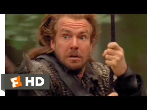 Dragonheart (1996) - Chasing the Dragon Scene (1/10)   Movieclips