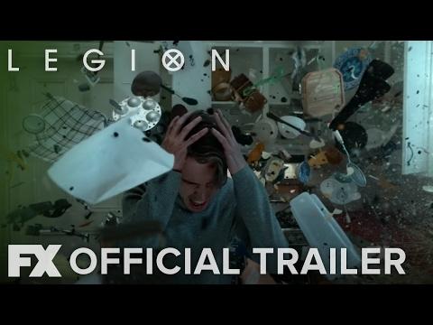 Legion   Official Trailer #1   FX
