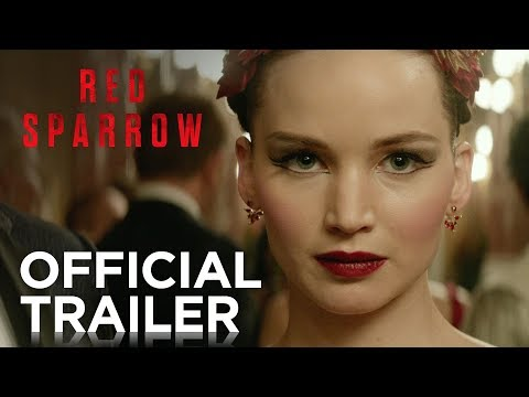 Red Sparrow   Official Trailer [HD]   20th Century FOX