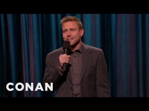 Adam Yenser Stand-Up 11/06/13 | CONAN on TBS