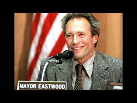 Almanac: Mayor Clint Eastwood
