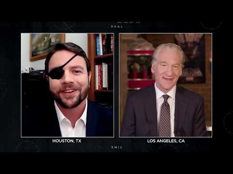 Rep. Dan Crenshaw: Fortitude   Real Time with Bill Maher (HBO)