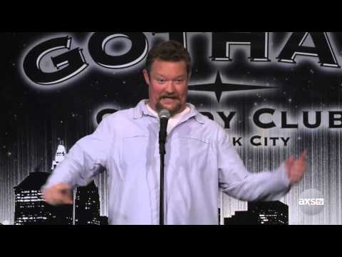Gotham Comedy Live: Reno Collier - Pizza and the Wii Fit