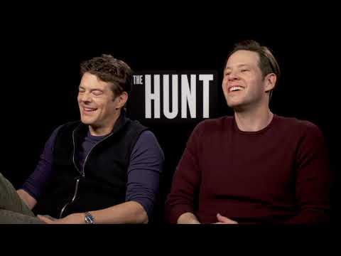 The Hunt: Ike Barinholtz & Jason Blum Official Movie Interview   ScreenSlam
