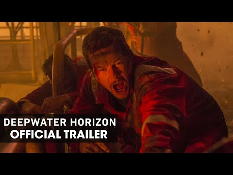 Deepwater Horizon (2016) Official Movie Trailer – 'Heroes'
