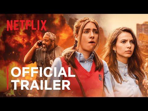 Teenage Bounty Hunters | Official Trailer | Netflix