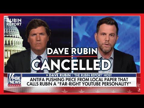 Cancel Culture & Antifa Come For Dave Rubin | POLITICS | Rubin Report