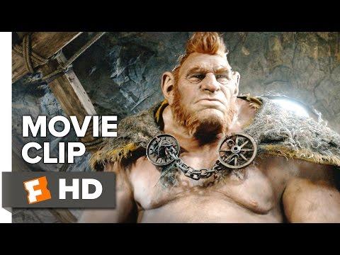 The BFG Movie CLIP - Fleshlumpeater (2016) - Jemaine Clement, Mark Rylance Movie HD