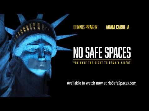 NO SAFE SPACES Trailer