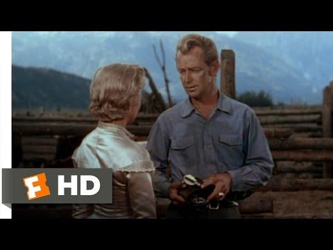 A Gun Is a Tool - Shane (5/8) Movie CLIP (1953) HD