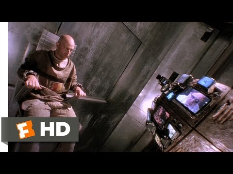 12 Monkeys (1/10) Movie CLIP - The Scientists' Offer (1995) HD