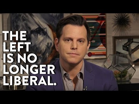 The Left is No Longer Liberal | DIRECT MESSAGE | Rubin Report