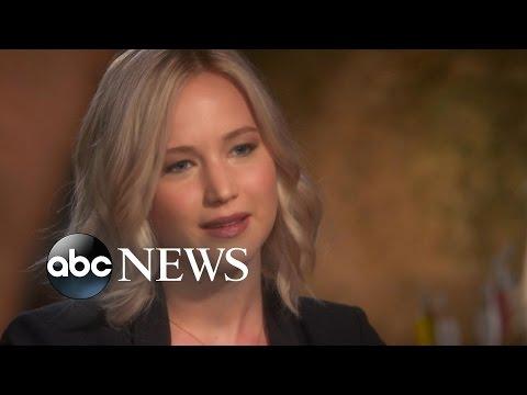 Jennifer Lawrence Discusses Hollywood's Gender Pay Gap