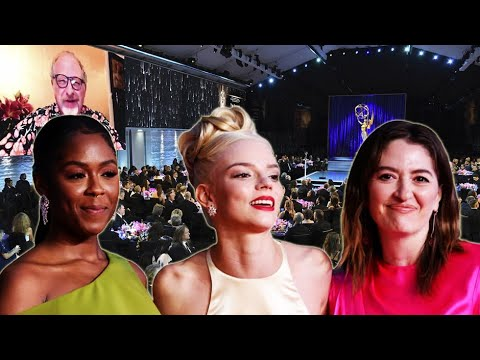 Maskless Hollywood Elite Laugh at You at the Emmys