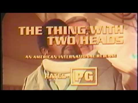Trailer: The Thing with Two Heads (1972)