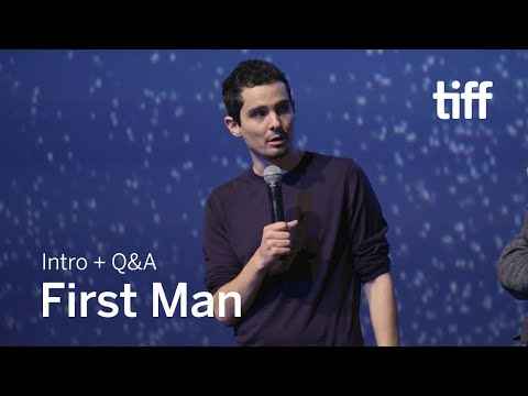 FIRST MAN Director and Crew Q&A   TIFF 2018