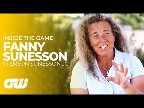 What Is It Like to Caddie for Henrik Stenson? | Fanny Sunesson Interview | Golfing World