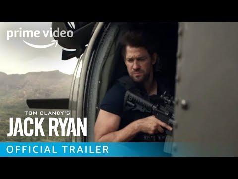 Tom Clancy's Jack Ryan Season 2 - Official Trailer   Prime Video