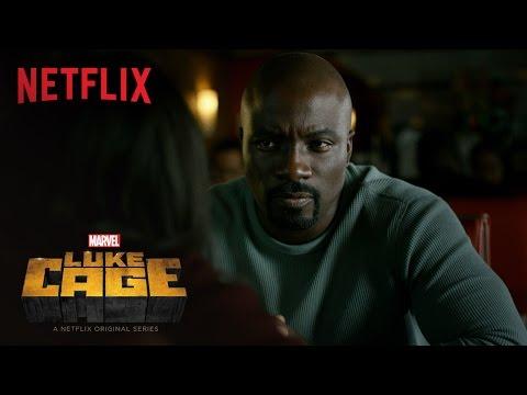 Marvel's Luke Cage   Featurette: Who Is Luke Cage?   Netflix