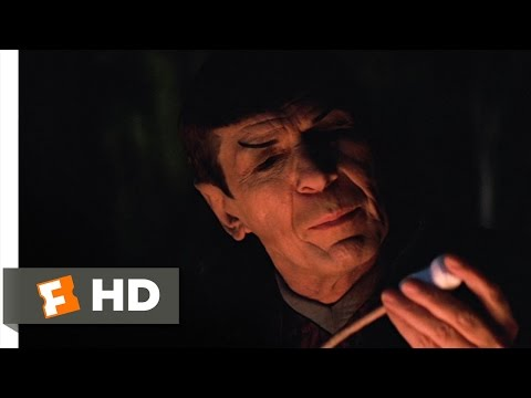 Star Trek 5: The Final Frontier (2/9) Movie CLIP - Camping Out (1989) HD