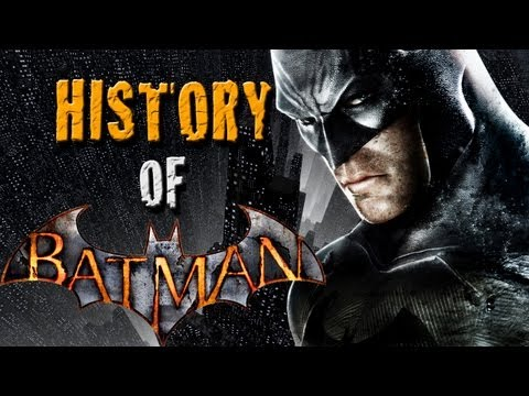 History Of Batman! From His Origin To Now