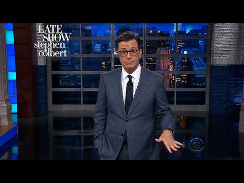 Stephen Watched Trump's Ivanka Comments So You Don't Have To (Vomit)