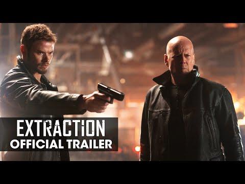 EXTRACTION (2015 Movie – Bruce Willis, Kellan Lutz, Gina Carano) – Official Trailer