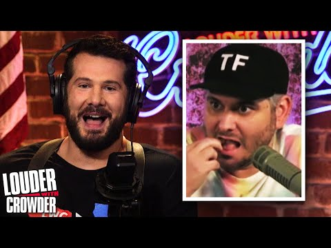 The Greatest SELF OWN: H3H3 REKTS Himself...BRAGS About It!   Louder with Crowder