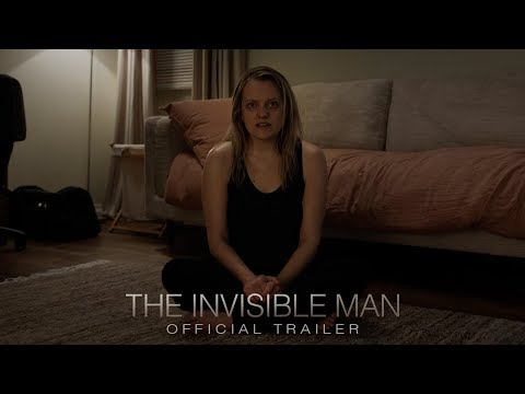 The Invisible Man - Official Trailer [HD]