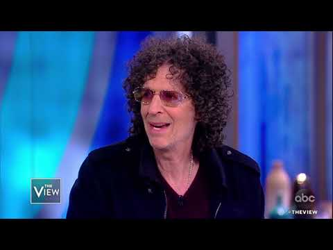 """Howard Stern on His Book """"Howard Stern Comes Again,"""" & Celebrity Interviews 