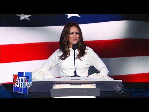 Melania Trump Did Not Plagiarize Her RNC Speech