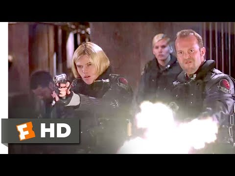 John Carpenter's Ghosts of Mars (2001) - Party Time Scene (7/10)   Movieclips