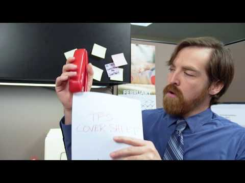 OFFICE SPACE™ 20th Anniversary Video - Peter Gibbons' Red Swingline®