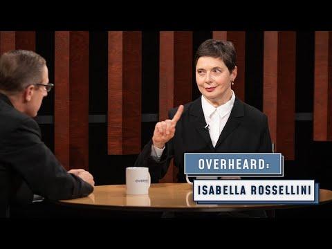"Isabella Rossellini talks David Lynch, Helen Mirren, and ""Blue Velvet"""