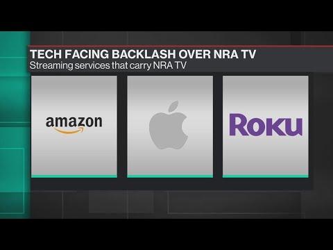 Amazon, Apple, Roku Taking Heat Over NRA TV