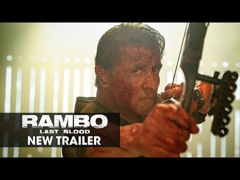 Rambo: Last Blood (2019 Movie) New Trailer— Sylvester Stallone