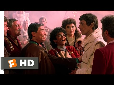 Star Trek 3: The Search for Spock (8/8) Movie CLIP - Ever Shall Be Your Friend (1984) HD