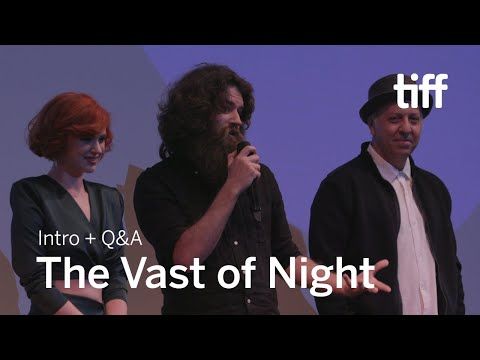 THE VAST OF NIGHT Cast and Crew Q&A | TIFF 2019