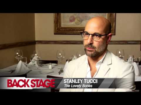 'The Lovely Bones': Stanley Tucci Interview