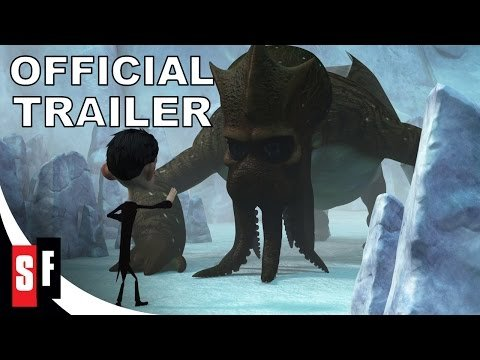 Howard Lovecraft and the Frozen Kingdom - Official Trailer (HD)