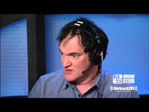 "Quentin Tarantino on Disney vs. ""The Hateful Eight"""